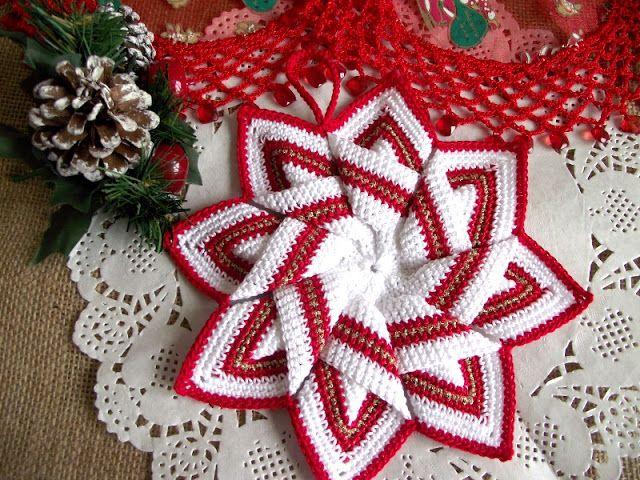 563 Best Images About Crochet Potholders On Pinterest