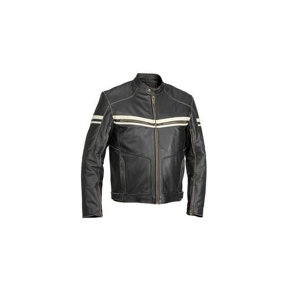 River Road Hoodlum Vintage Leather Jacket 119