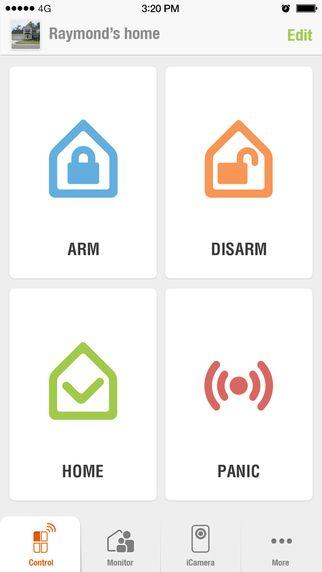 iSmartAlarm Home Security System by iSmart Alarm, Inc.