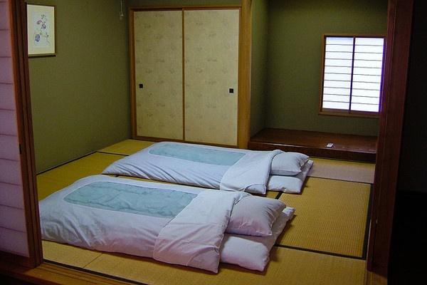 La camera da letto della coppia è insieme o è separata?