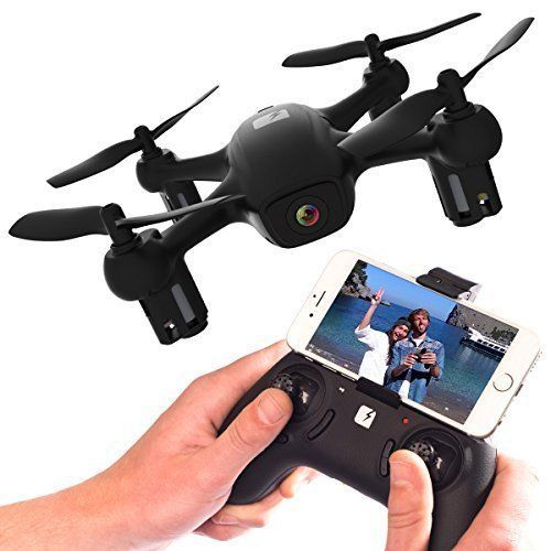FPV Drone HD Camera & WiFi App Live View Auto Take-Off & Land 6 Axis Gyro NEW #FPVDrone