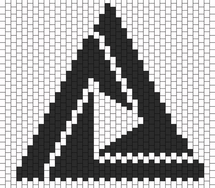 Tritonal Bead Pattern