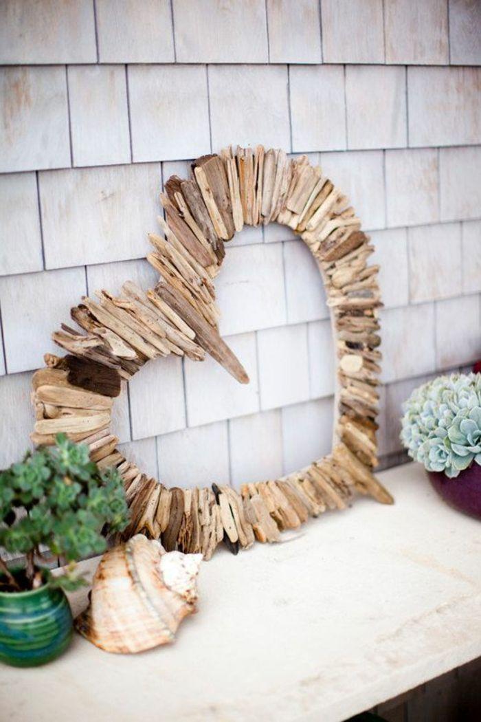 Les 25 meilleures id es concernant coeurs en bois sur for Les bois flottes de sophie