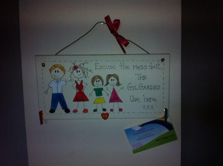 Christmas personalised presents x kraftykt.com