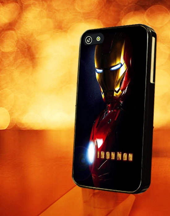 Skin Ironman    iPhone 4 Case iPhone 4s Case by AstreaPrimaCase, $15.85
