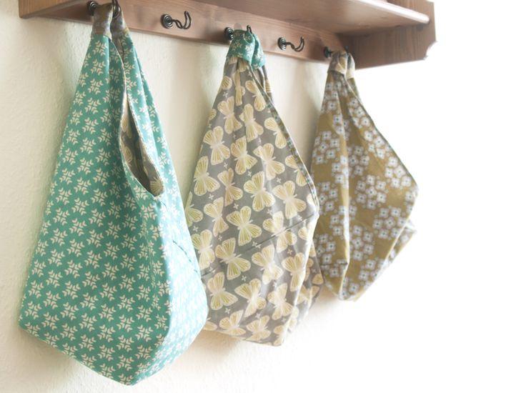 Origami Bag Tutorial - Marja Katz