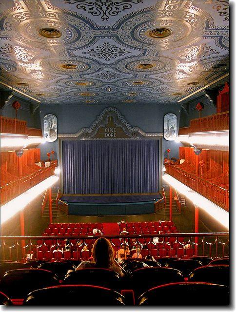 Cine Doré, Filmoteca Española.