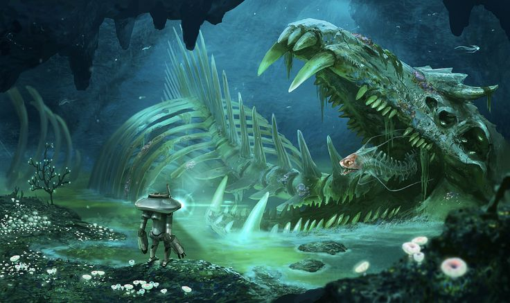 Not everything you read about in this post will make it into Subnautica. Throughout the development process, ideas come and go, concepts are favoured then discarded, and gameplay mechanics iterated...