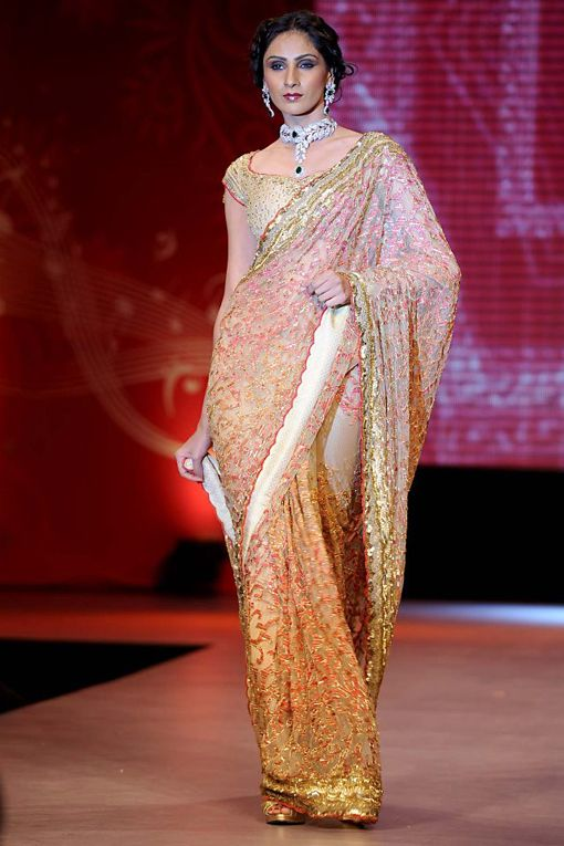 Bridal collection from Satya Paul. More here: http://indianweddingsite.com/blog/2012/03/satya-paul-designer-bridal-collection/