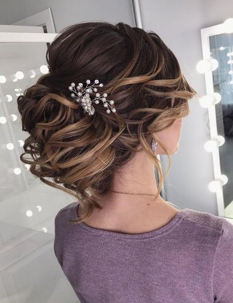 Wedding Hairstyle : Picture Description Featured Hairstyle: lavish.pro; www.lavish.pro; Wedding hairstyle idea. - #Hairstyles https://weddinglande.com/hairstyles/wedding-hairstyle-featured-hairstyle-lavish-pro-www-lavish-pro-wedding-hairstyle-idea-4/