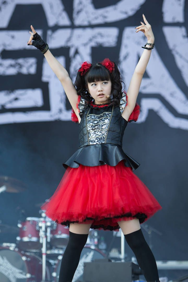 BABYMETAL || ROCK IN VIENNA 2015