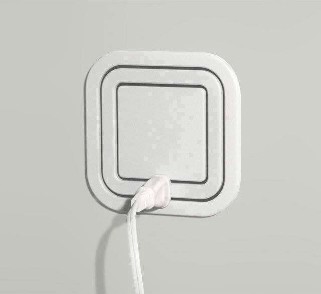 New poeer socket design which allows multiple sockets to be plugged in anywhere on the tracks
