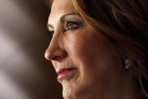 """Fiorina is worth over $50 million and didn't bother to pay the debts from her losing 2010 Senate campaign until she decided to run for president. (One of her former aides said """"I'd rather go to Iraq than work for Carly Fiorina again."""")"""