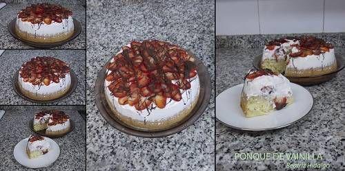 Ponqué de vainilla - 9no Concurso de Cocina  http://www.estampas.com/cocina-y-sabor/9no-concurso-de-cocina/130528/ponque-de-vainilla