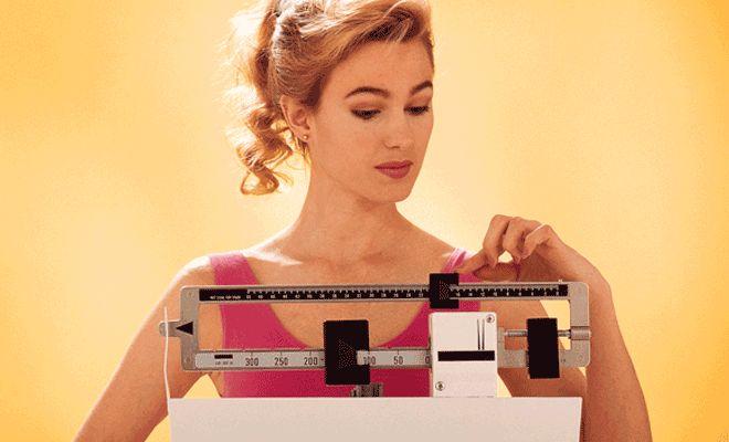 weight loss first symptom