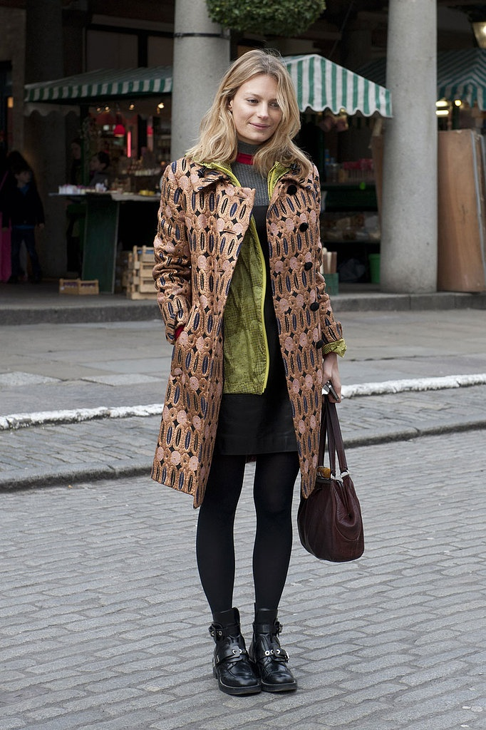 Street Style London Fashion Week Street Pinterest