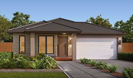 Our Mahogany facade. Visit our website for more information on our range of options for your new home.
