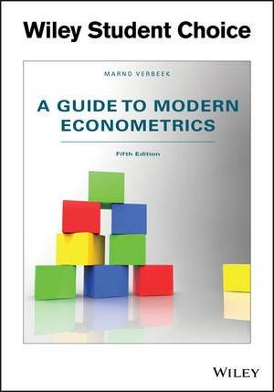 modern econometrics verbeek solution manual