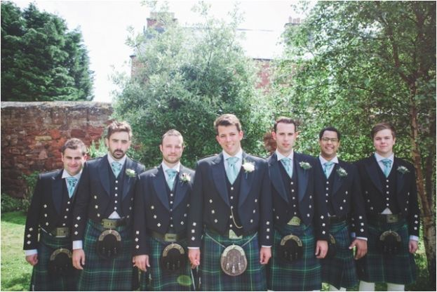 Chantal Lachance-Gibson Photography / wedding broxmouth park / romantic & natural wedding photographers scotland / destination wedding photographers / groom and groomsmen / kilts