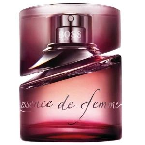 wearing Hugo Boss' Essence de Femme  these days as well... accords: white floral, floral, amber, animalic, citrus