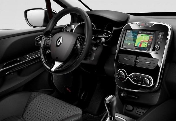 2013 Renault Clio 4 - Dashboard