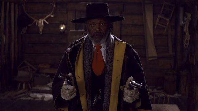 The Hateful Eight: 1er trailer du prochain film de Tarantino