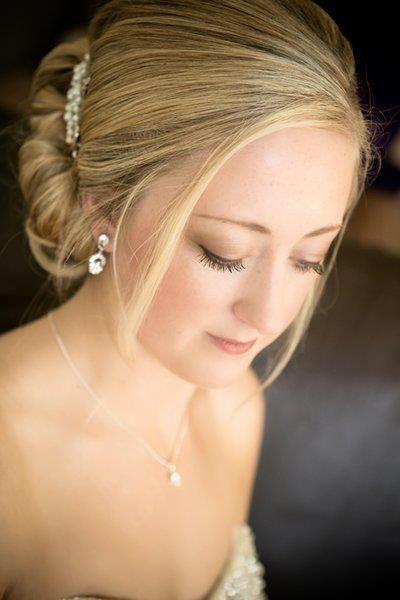 Natural Bride Makeup Vikki