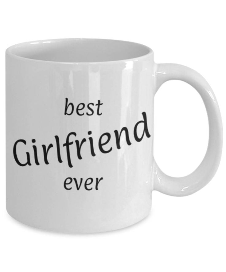 Sweetheart, Partner, Best Girlfriend ever, Funny coffee mug, Christmas gift for Girlfriend, Girlfriend appreciation mug, Gift for her, Love by expodesigns on Etsy