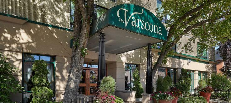 Varscona Hotel on Whyte: Edmonton Hotels | Old Strathcona & Whyte Avenue
