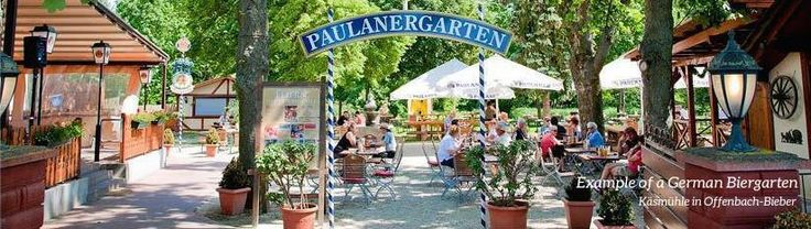 28 best German Beer Gardens images on Pinterest | Beer garden ...