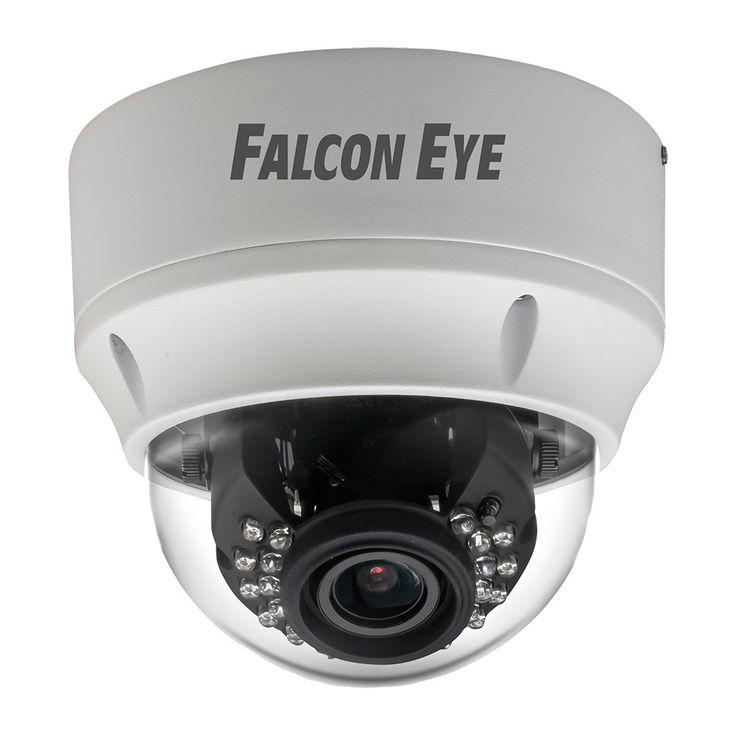 """Купольная камера Falcon Eye FE-IPC-DL301PVA FE-IPC-DL301PVA IP камера Falcon Eye FE-IPC-DL301PVA, камера нового поколения - 3-мегапиксельная, построенная на матрице 1/2.8"""" SONY Exmor CMOS с разрешением 3.21 мегапикселя. Имеет несколько тревожных входов и выходов для подключения проводных датчиков и оповещателей. Также в IP камере FE-IPC-DL301PVA есть RCA вход и выход для подключения активных микрофона и динамика. Это позволяет подобрать соответствующее периферийное оборудование под различные…"""