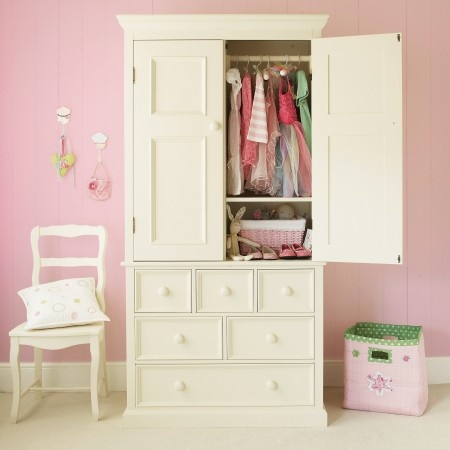 Belvoir Armoire | Wonderfully Capacious Childrens Wardrobes | Coordinating Childrens Bedroom Furniture | ASPACE