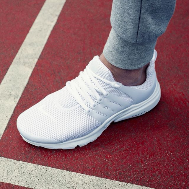 The Summer of Sport is here with the all white Nike Air Presto. Still feels like…
