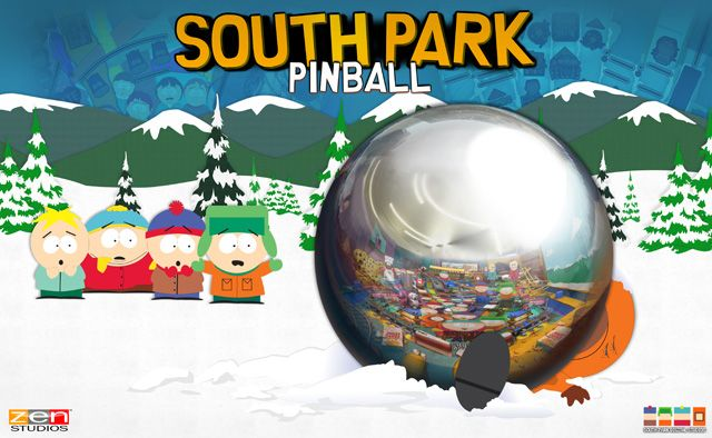 Zen Studios Kills Kenny in Teaser Art for South Park Pinball
