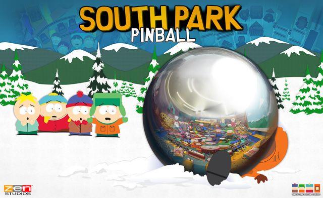 Zen Studios Kills Kenny in Teaser Art for South Park Pinball