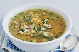 RECIPES OF ME: HOT CHICKEN SOUPINGREDIENTS:  250 GM CHICKEN (KIMM...