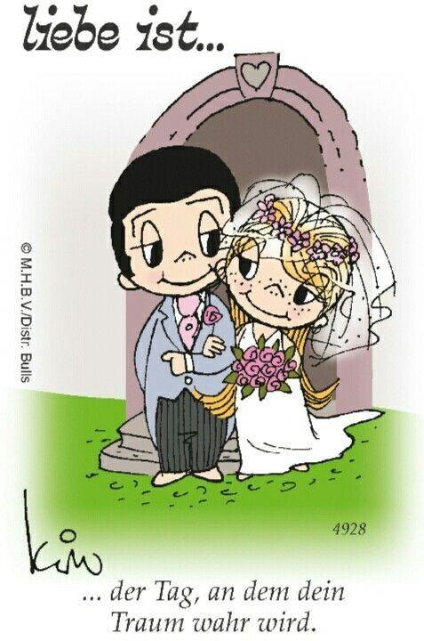 Pin Von Iliana Linares Auf Love Is Liebe Ist Cartoon