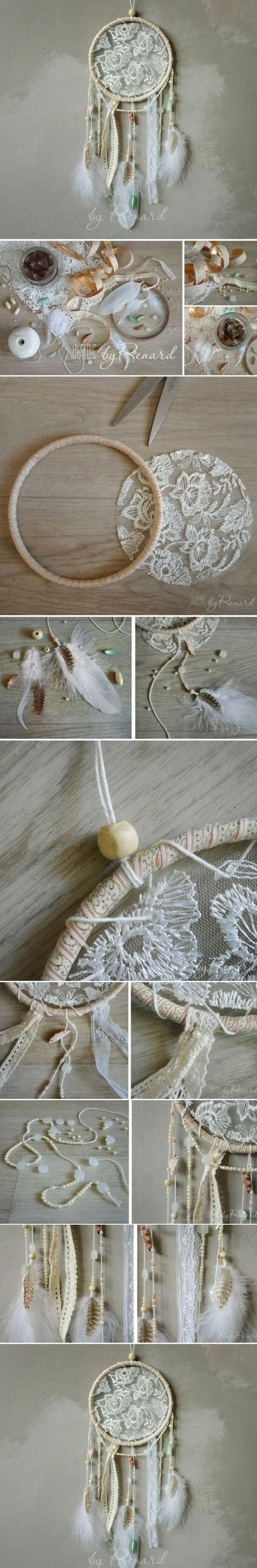 Doily Dream Catchers The Best Collection Of Ideas