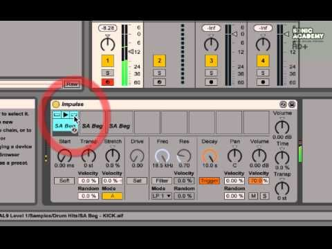 how to produce edm in ableton