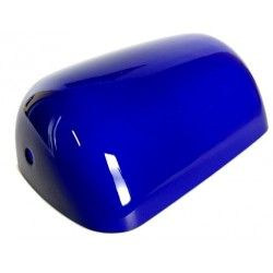 Paralume Tegola ricambio lampada ministeriale grande blu