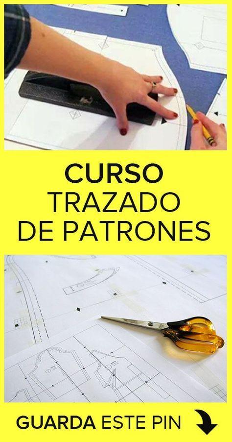 CURSOS GRATIS DE TRAZADO DE PATRONES CLASES COMPLETAS #costura #taller #curso #c…