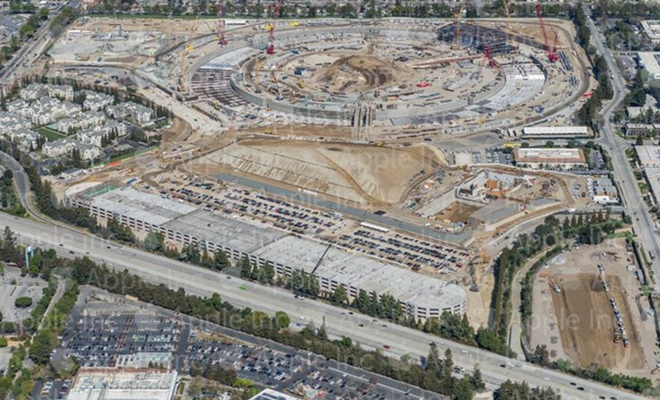 Apple todayreleased an updated aerial shot of the construction progress of its Campus 2 project in Cupertino, California. The new shotwas made available on the City of Cupertino's official websit...