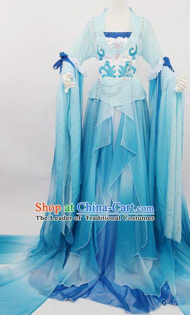 Truyền thống Hoàng gia Trung Quốc Hanfu Quần áo Trang phục Hoàng hậu cổ điển Set Toàn bộ Phụ nữ