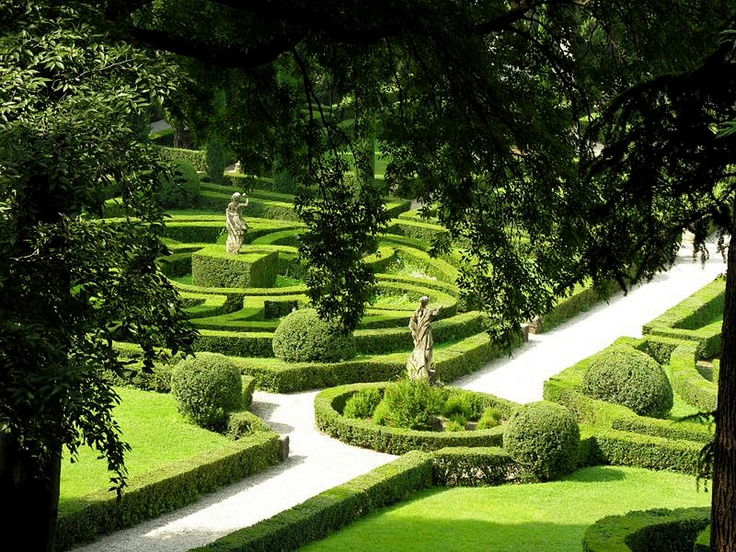 17 best images about gardens of italy on pinterest for Garden and its importance