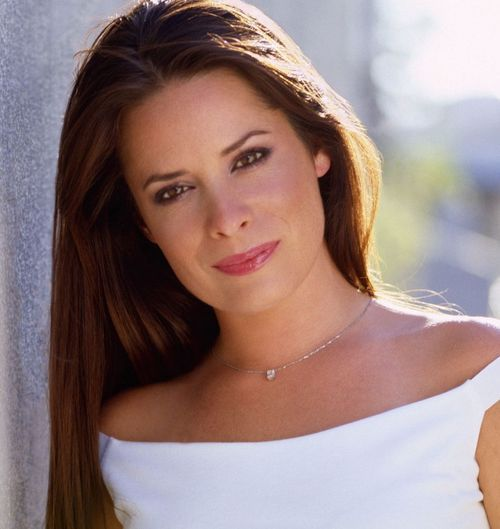 Holly Marie Combs, aka Piper on Charmed.  <3