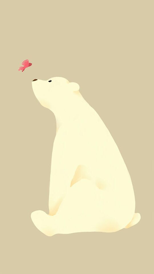 Polar Bear(via Pinterest: Discover and save creative ideas)