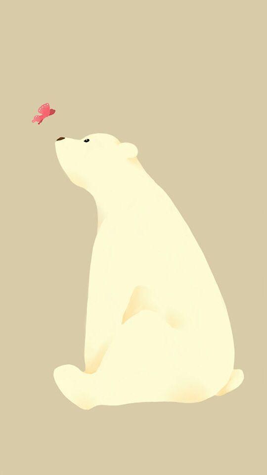 Polar Bear(via Pinterest: Discover and save creative ideas)