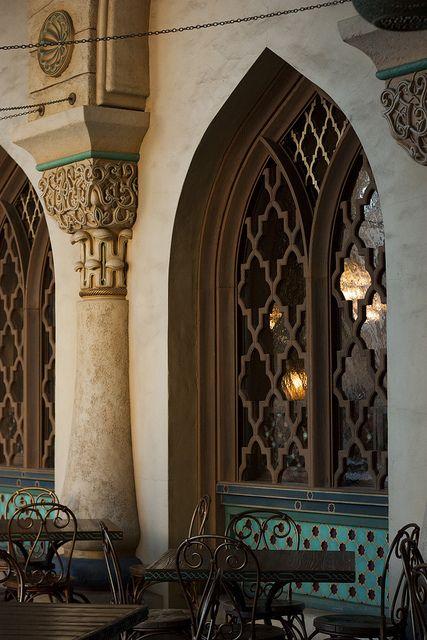 Looks like Arabic architecture in Soul Waqif