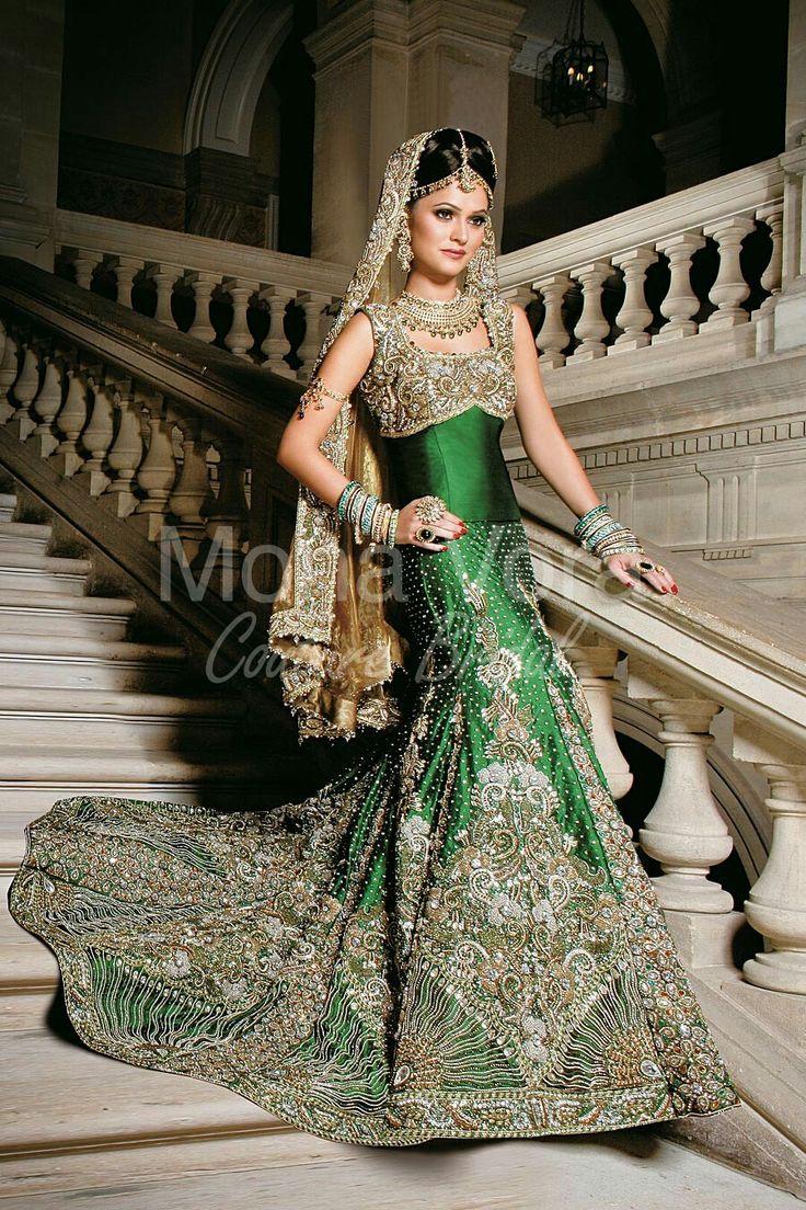 12 besten indian dresses Bilder auf Pinterest | Indische brautmode ...