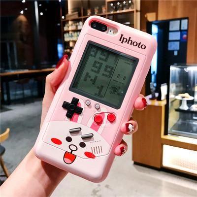 Rabbit Gameconsole Phone Case for iphone 6/6s/6plus/7/7plus/8/8P/X PN0635
